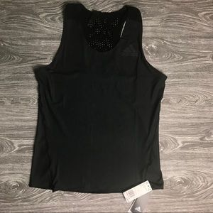 (NWT) Men's L ADIDAS Climalite Runners Tank Top
